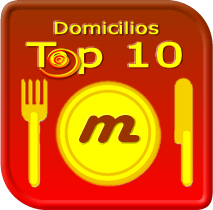 Domicilios Top 10